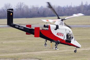 HB-ZGK - ROTEX Kaman K-1200 K-max