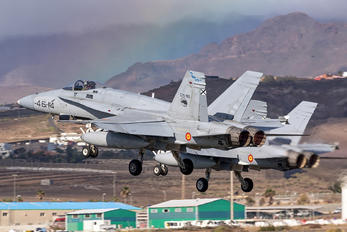 C.15-86 - Spain - Air Force McDonnell Douglas F/A-18A Hornet