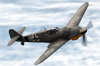 D-FMGV -  Messerschmitt Bf.109G