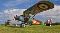#2 Private Morane Saulnier MS.185 OK HUI04 taken by Piotr Gryzowski