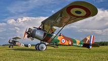 OK HUI04 - Private Morane Saulnier MS.185 aircraft