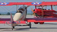 #3 Private Curtiss JN-4 Jenny (replica) OK-SAA 44 taken by Piotr Gryzowski