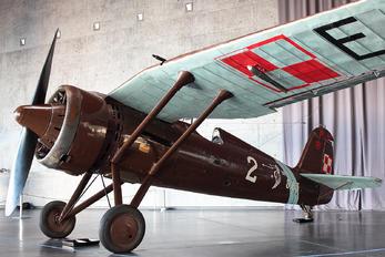 8.63 - Museum of Polish Aviation PZL P-11c