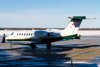 C-GCMP - Private Learjet 45
