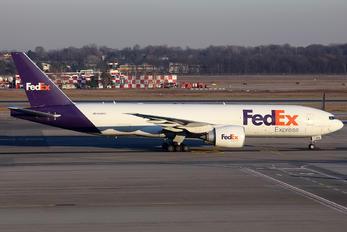 N886FD - FedEx Federal Express Boeing 777F