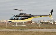 OM-GGG - Slovak Training Academy Bell 206B Jetranger III aircraft