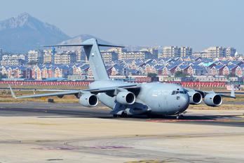 1230 - United Arab Emirates - Air Force Boeing C-17A Globemaster III