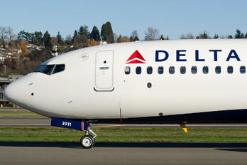 N911DQ - Delta Air Lines Boeing 737-900ER