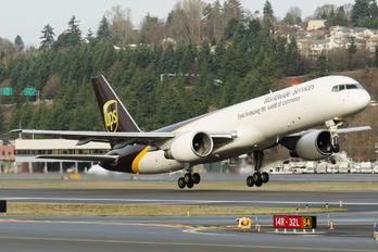 N435UP - UPS - United Parcel Service Boeing 757-200F