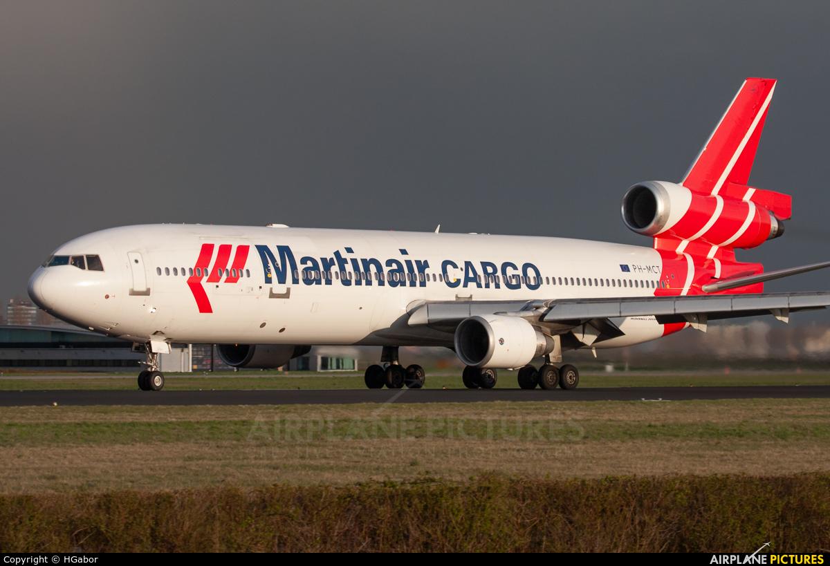 Martinair Cargo PH-MCT aircraft at Amsterdam - Schiphol