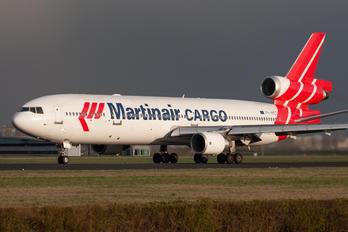 PH-MCT - Martinair Cargo McDonnell Douglas MD-11CF