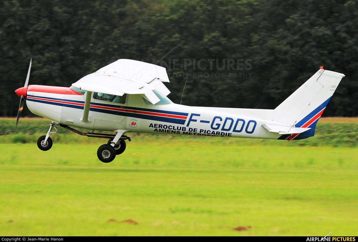 F-GDDO aircraft at Diest Schaffen