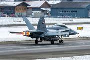 J-5234 - Switzerland - Air Force McDonnell Douglas F/A-18D Hornet aircraft