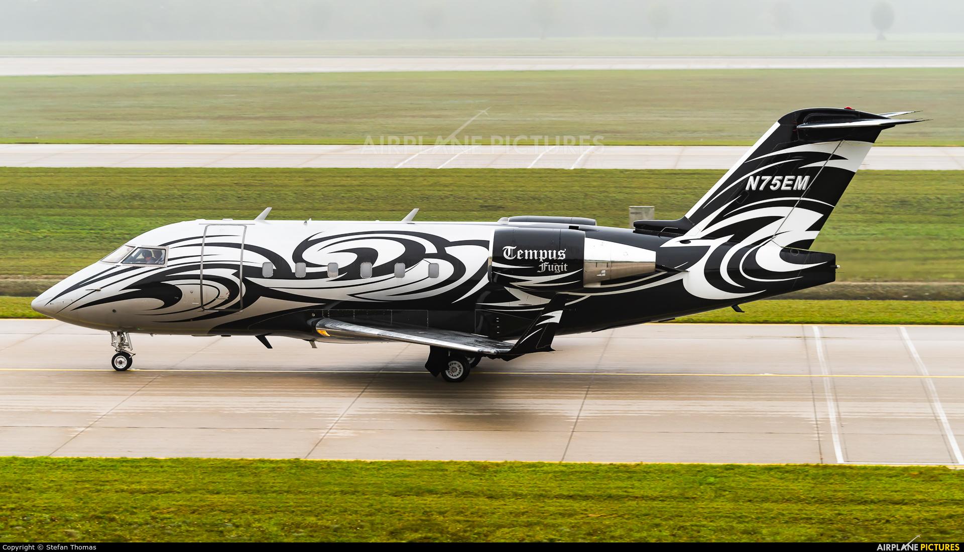 Private N75EM aircraft at Munich