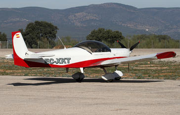 EC-XKT - Private Zenith - Zenair CH 601 Zodiac