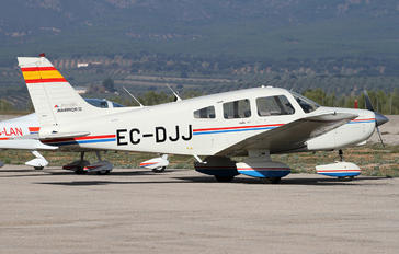EC-DJJ - Private Piper PA-28-161 Cherokee Warrior II