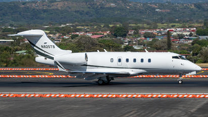 N825TB - Private Bombardier BD-100 Challenger 300 series