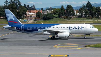 CC-BAJ - LAN Airlines Airbus A320