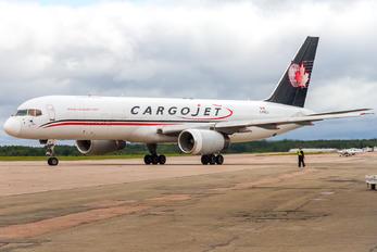 C-FKCJ - Cargojet Airways Boeing 757-200F
