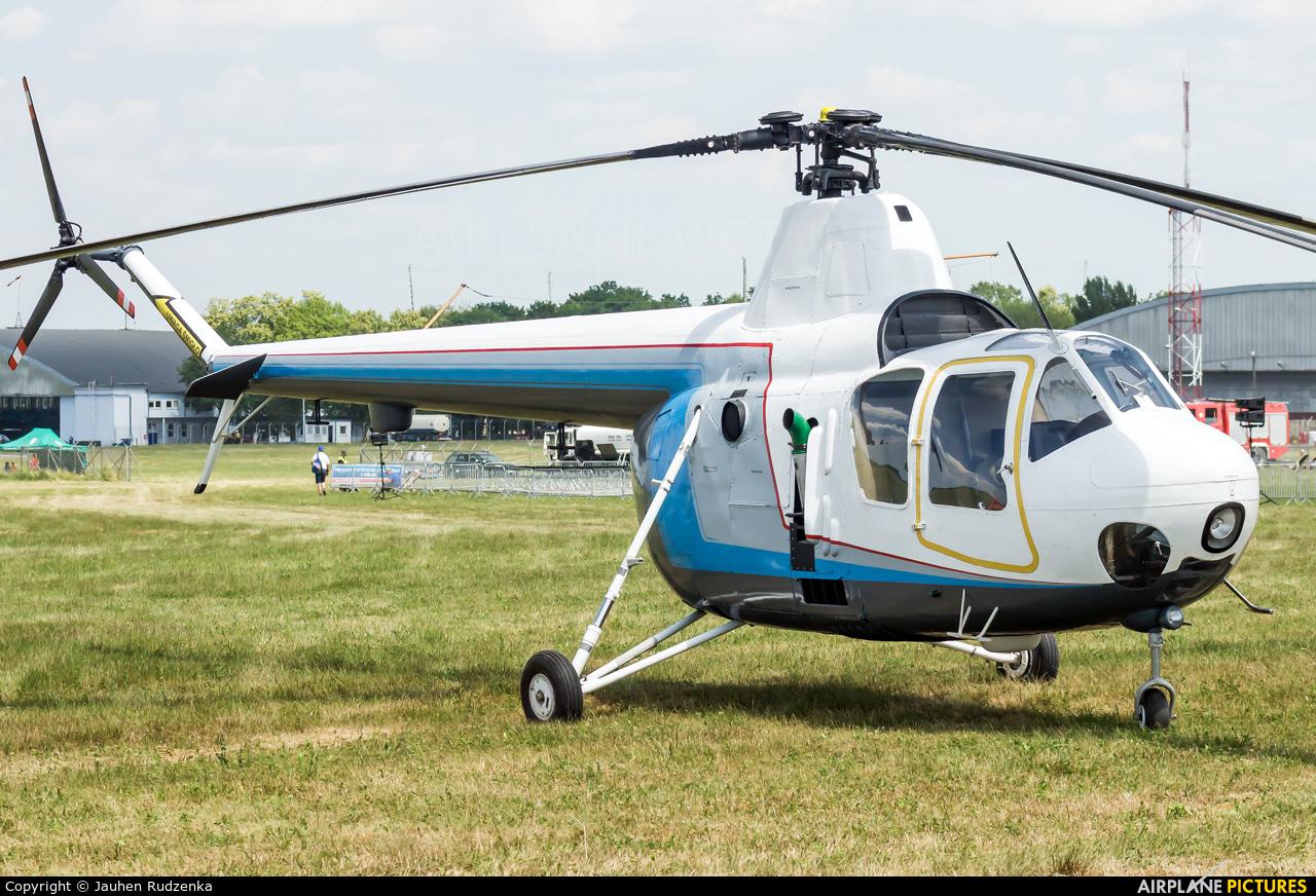 PZL Świdnik SM-1 aircraft at Świdnik