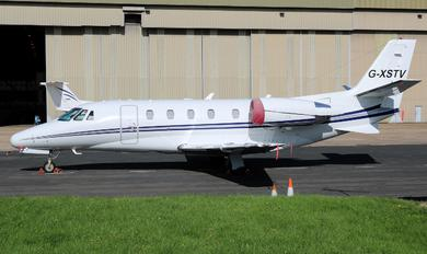 G-XSTV - Arena Aviation Cessna 560XL Citation XLS