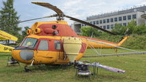SP-SAR - Zakład Usług Agrolotniczych Mil Mi-2 aircraft