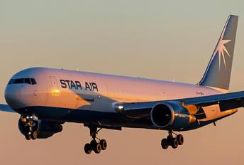 OY-SRU - Star Air Boeing 767-300F