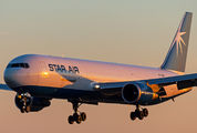 OY-SRU - Star Air Boeing 767-300F aircraft