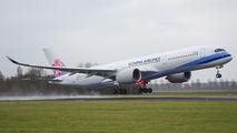 B-18902 - China Airlines Airbus A350-900 aircraft