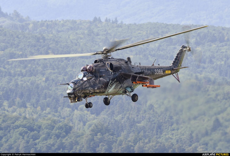 Czech - Air Force 3366 aircraft at Sliač