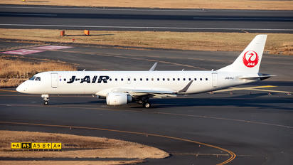 JA241J - J-Air Embraer ERJ-190 (190-100)