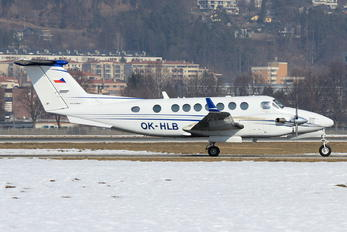 OK-HLB - Private Beechcraft 300 King Air 350