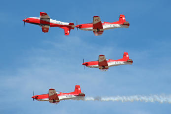 A-935 - Switzerland - Air Force: PC-7 Team Pilatus PC-7 I & II