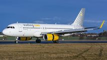 EC-MVD - Vueling Airlines Airbus A320 aircraft