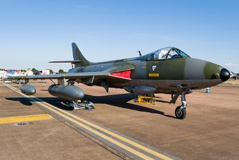 ZZ190 - HHA Hawker Hunter F.58