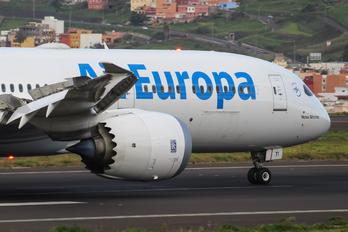 EC-MTI - Air Europa Boeing 787-9 Dreamliner