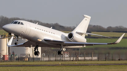 F-RAFD - France - Air Force Dassault Falcon 2000 DX, EX