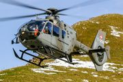 T-358 - Switzerland - Air Force Eurocopter EC635 aircraft