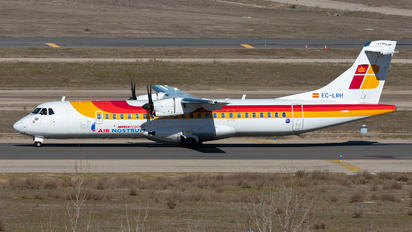 EC-LRH - Air Nostrum - Iberia Regional ATR 72 (all models)