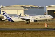 D-AVXA - Airbus Industrie Airbus A321 NEO aircraft