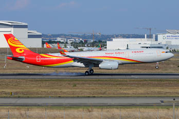 F-WWKV - Hainan Airlines Airbus A330-300