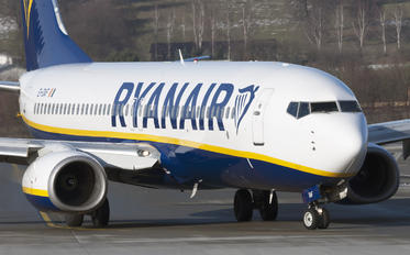 EI-DAF - Ryanair Boeing 737-800