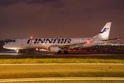 OH-LKE - Finnair Embraer ERJ-190 (190-100) aircraft