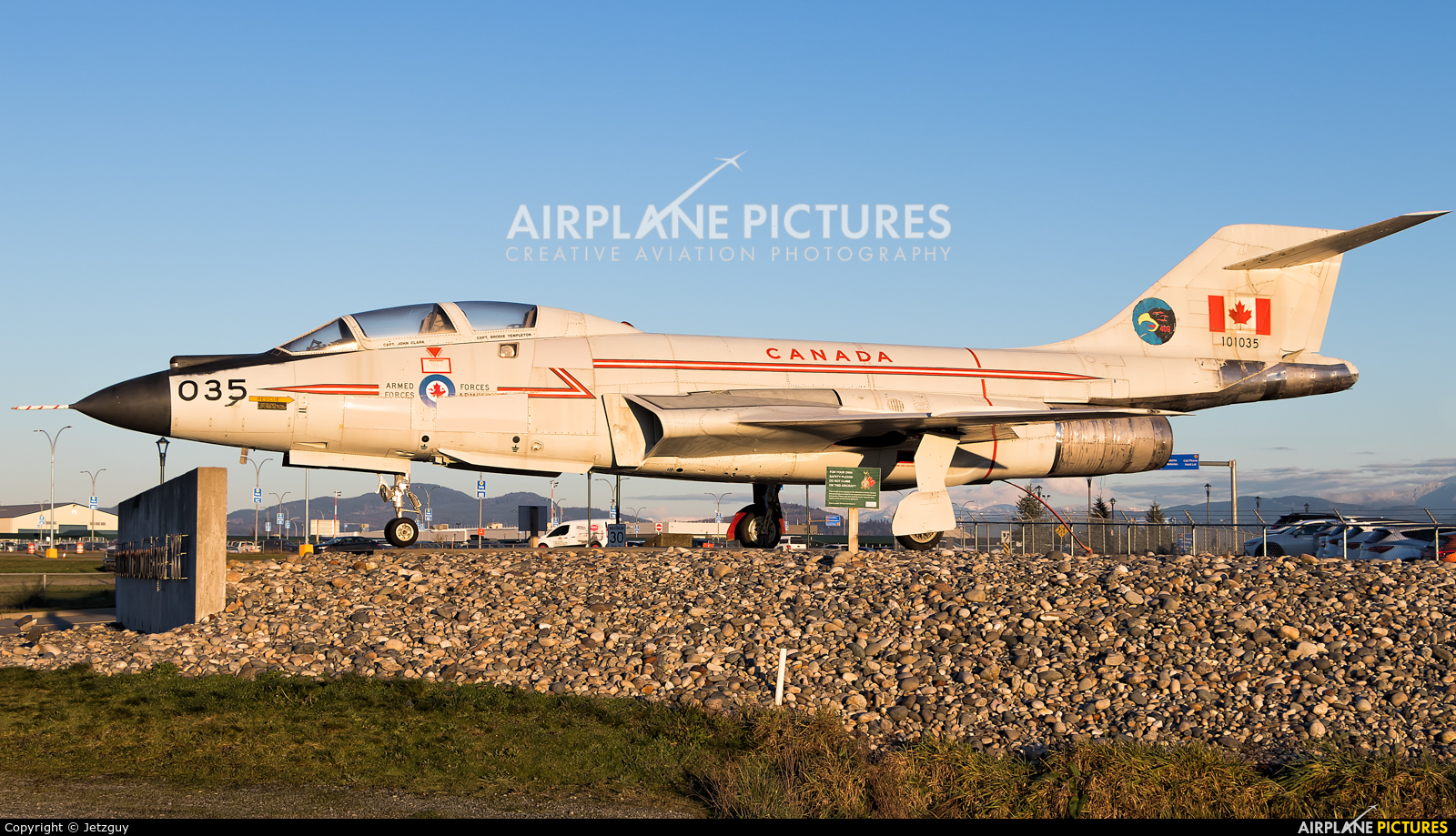 Canada - Air Force 101035 aircraft at Abbotsford, BC