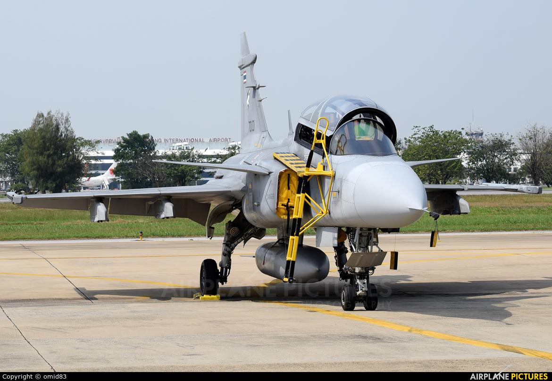 Thailand - Air Force KH20K-1/54 aircraft at Bangkok - Don Muang