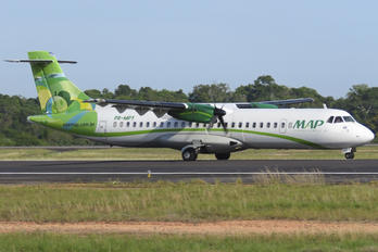 PR-MPY - MAP Linhas Aereas ATR 72 (all models)