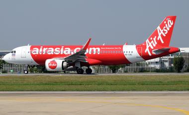 HS-CBC - AirAsia (Thailand) Airbus A320 NEO
