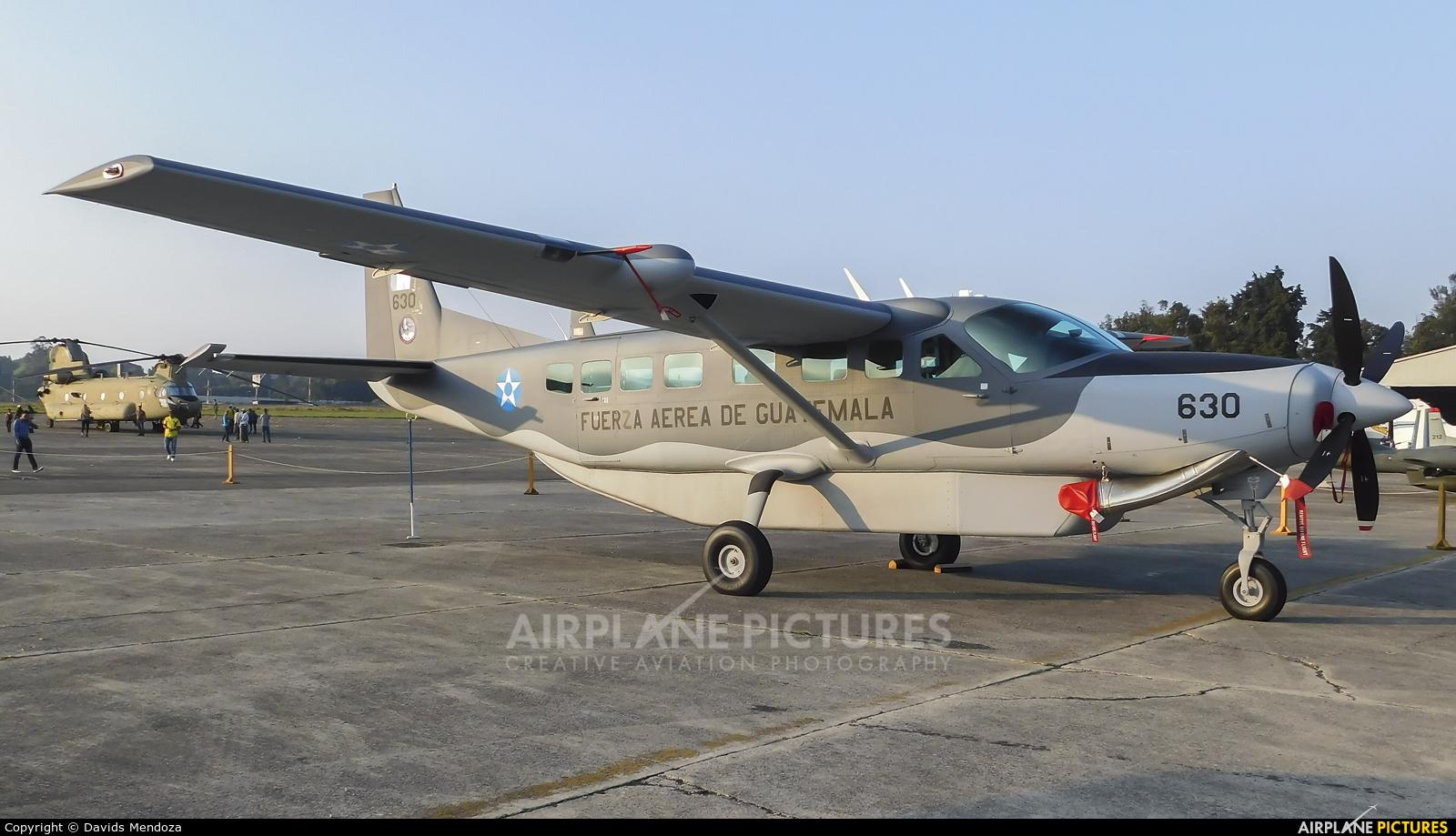 Guatemala - Air Force 630 aircraft at Guatemala - La Aurora