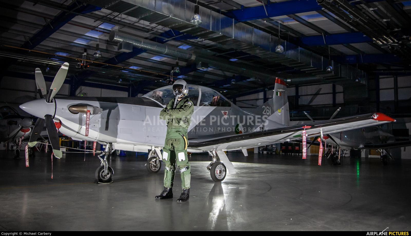 Ireland - Air Corps 261 aircraft at Casement / Baldonnel