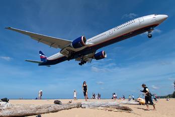 VP-BPG - Aeroflot Boeing 777-300ER
